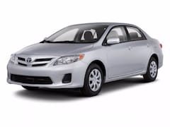 Buy a Used 2011 Toyota Corolla LE Car For Sale Chicago