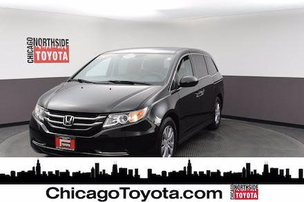 Featured Used 2017 Honda Odyssey SE Mini-van, Passenger for Sale in Chicago, IL