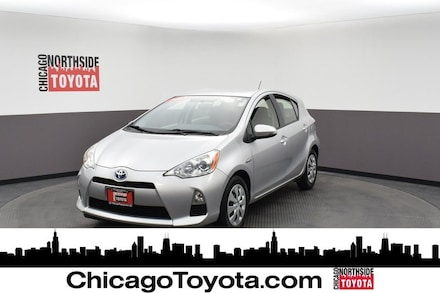 Featured Used 2013 Toyota Prius c One Hatchback for Sale in Chicago, IL