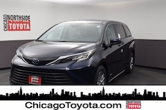 Buy a New 2021 Toyota Sienna For Sale Chicago