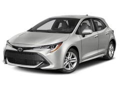 Buy a new 2019 Toyota Corolla Hatchback for sale in Chicago, IL