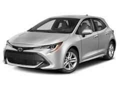 New 2019 Toyota Corolla Hatchback SE Hatchback N20633 for sale in Chicago, IL