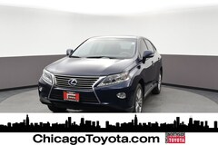 Buy a used 2015 LEXUS RX 450h in Chicago IL