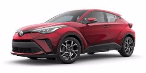 2021 Toyota C-HR SUV
