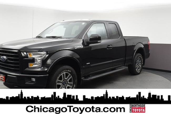 Used 2015 Ford F-150 XLT For Sale Chicago, IL