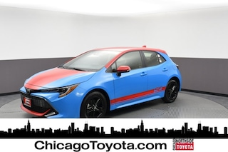 2019 Toyota Corolla Hatchback For Sale Chicago