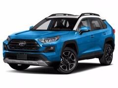 Buy a New 2021 Toyota RAV4 For Sale Chicago