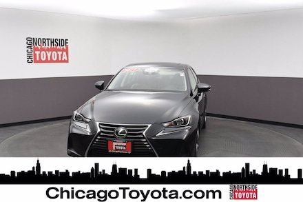Featured Used 2017 LEXUS IS 300 Car for Sale in Chicago, IL