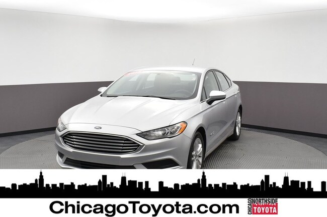 Used 2018 Ford Fusion Hybrid SE SE FWD For Sale Chicago, IL