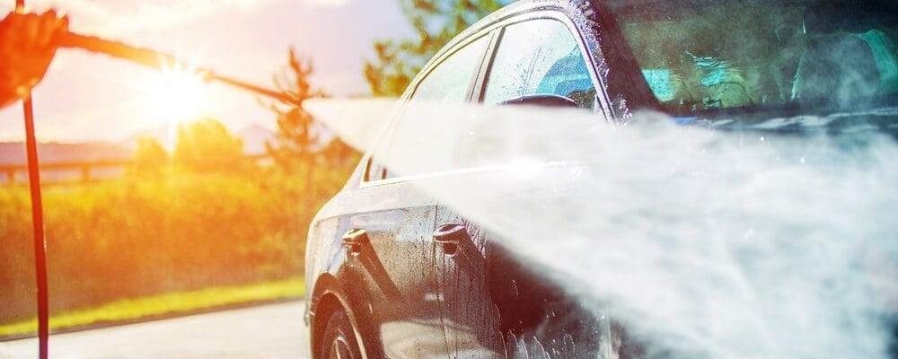 Summer Car Wash