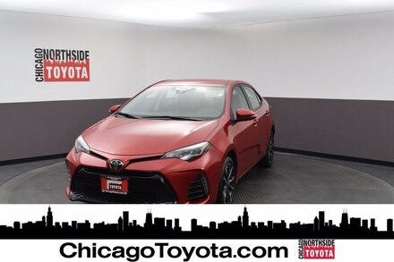 Featured Used 2019 Toyota Corolla SE Car for Sale in Chicago, IL