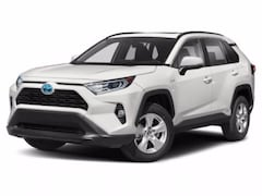Buy a new 2021 Toyota RAV4 Hybrid for sale in Chicago, IL