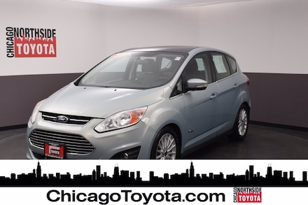 Featured Used 2013 Ford C-Max Hybrid SEL Hatchback for Sale in Chicago, IL