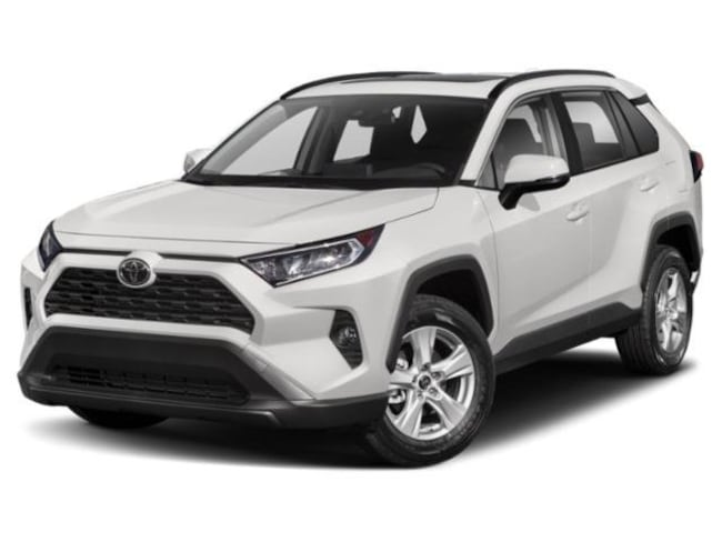 New 2019 Toyota RAV4 For Sale in Chicago, IL