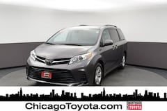Buy a used 2018 Toyota Sienna in Chicago IL