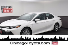 Buy a new 2021 Toyota Camry for sale in Chicago, IL