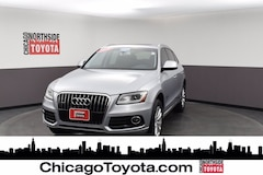 Buy a used 2016 Audi Q5 Premium Plus Sport Utility in Chicago IL