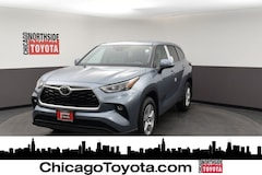 Buy a New 2020 Toyota Highlander For Sale Chicago