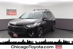 Buy a used 2018 Chevrolet Traverse RS Sport Utility in Chicago IL