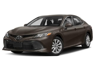 2019 Toyota Camry LE Front-wheel Drive