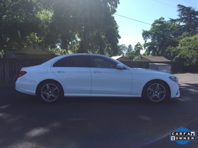 Used 2017 Mercedes-Benz E-Class For Sale at Courtesy Automotive
