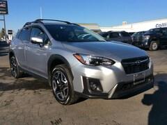 Certified Pre-Owned 2019 Subaru Crosstrek 2.0i Limited SUV PL8196 in Chico, CA
