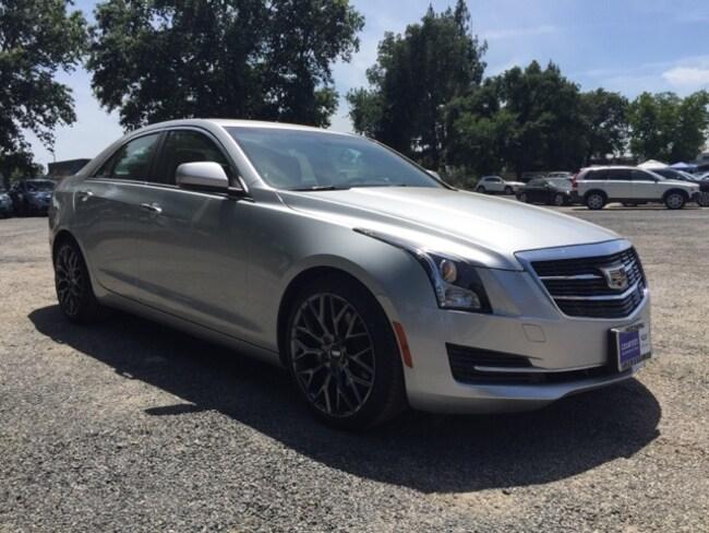 Used 2016 Cadillac ATS 2.0L Turbo Sedan for sale in Yuba City CA