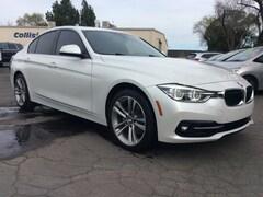2017 BMW 3 Series 330i Sedan WBA8B9G54HNU51057 in Chico, CA