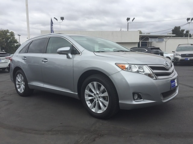 Featured pre-owned vehicles 2015 Toyota Venza XLE SUV for sale near you in Chico, CA