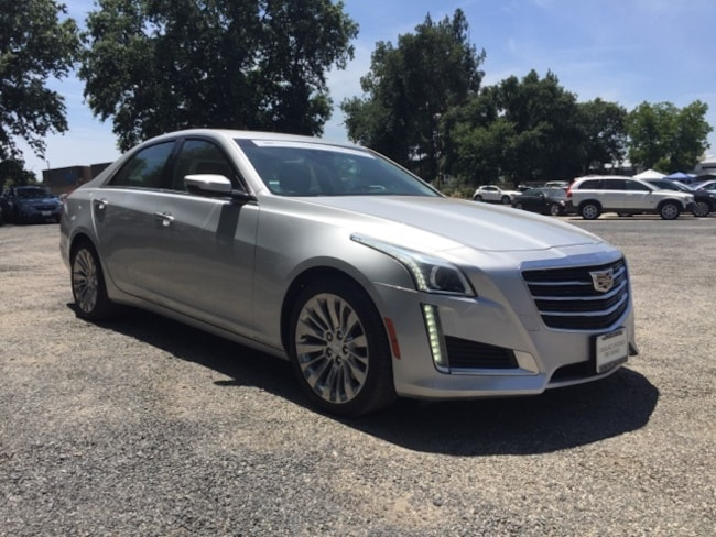 Used 2016 Cadillac CTS 2.0L Turbo Luxury Sedan Chico, CA