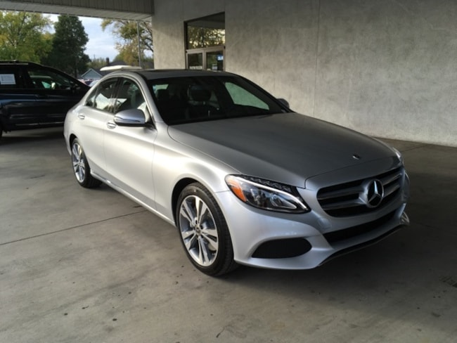 Used 2018 Mercedes-Benz C-Class C 300 Sedan for sale in Chico, CA