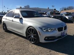 2018 BMW 3 Series 328d Sedan WBA8E5C5XJA507425 in Chico, CA