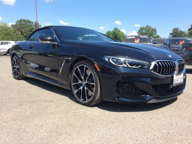 Used 2019 BMW 8 Series M850i xDrive Convertible for sale in Chico, CA