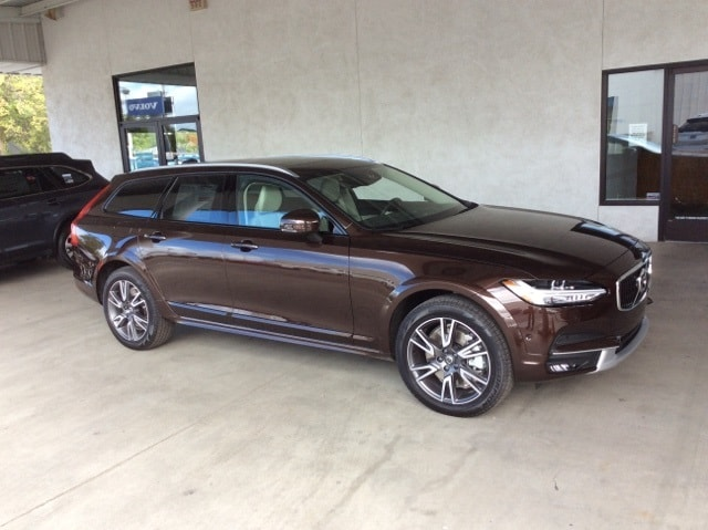 Featured pre-owned vehicles 2017 Volvo V90 Cross Country T6 AWD Wagon for sale near you in Chico, CA