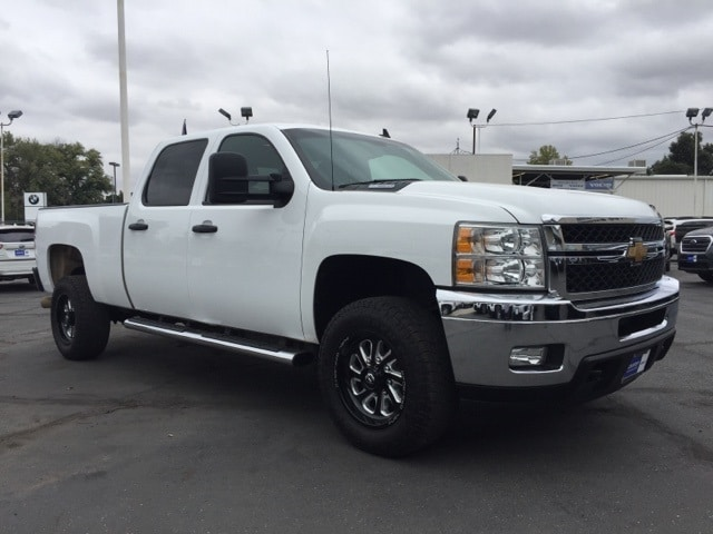 Featured pre-owned vehicles 2013 Chevrolet Silverado 2500HD LT Truck Crew Cab for sale near you in Chico, CA