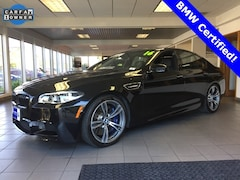 Used 2016 BMW M5 Base Sedan WBSFV9C51GD595718 for Sale in Chico, CA at Courtesy Volvo Cars of Chico