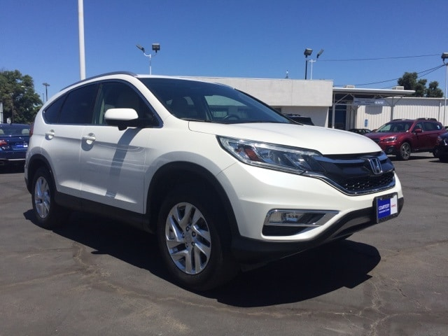 Featured pre-owned vehicles 2015 Honda CR-V EX-L SUV for sale near you in Chico, CA