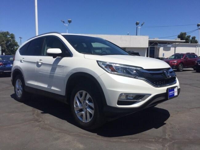 Used 2015 Honda CR-V EX-L SUV for sale in Chico, CA