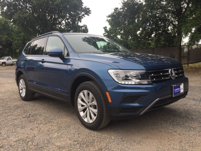 Featured pre-owned vehicles 2018 Volkswagen Tiguan S SUV for sale near you in Chico, CA