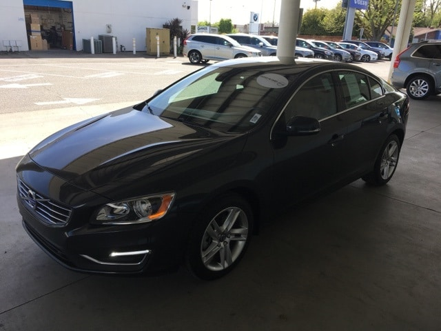 Featured pre-owned vehicles 2015 Volvo S60 T5 Premier Sedan for sale near you in Chico, CA