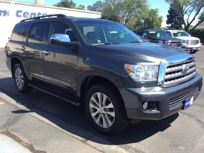 Used 2016 Toyota Sequoia Limited SUV for sale in Chico, CA