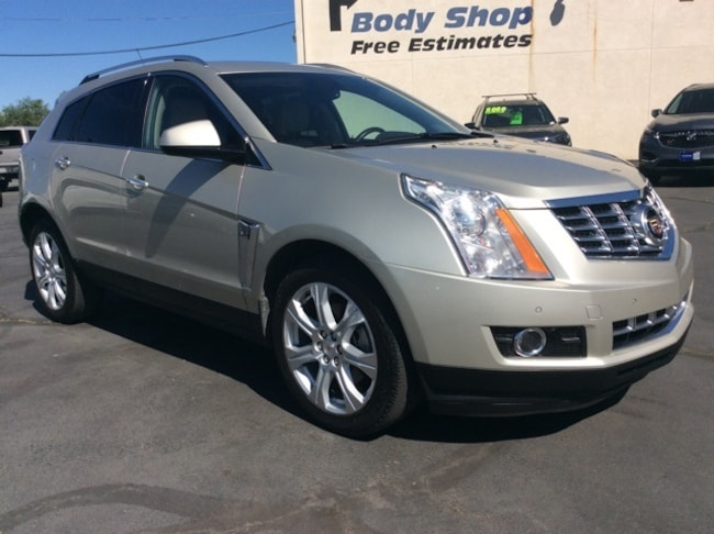 Used 2015 Cadillac SRX Performance SUV for sale in Chico, CA