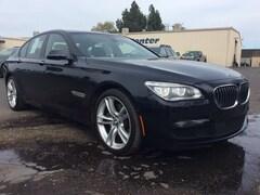 2015 BMW 7 Series 750i Sedan WBAYA8C51FD825503 in Chico, CA