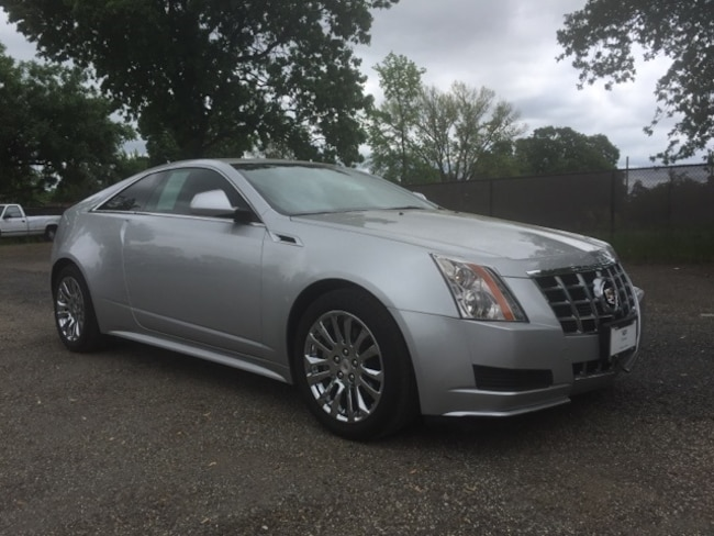 Used 2014 Cadillac CTS Base Coupe for sale in Yuba City CA