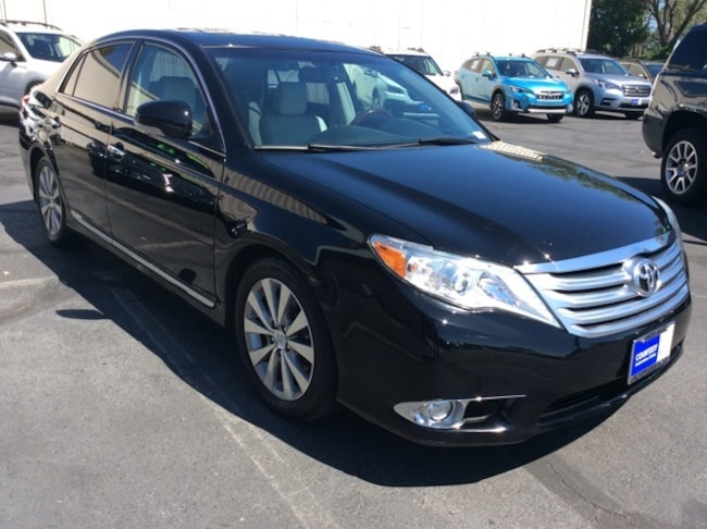 Used 2012 Toyota Avalon Limited Sedan for sale in Chico, CA