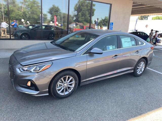 New 2019 Hyundai Sonata For Sale Lease Chico Ca Stock H5400