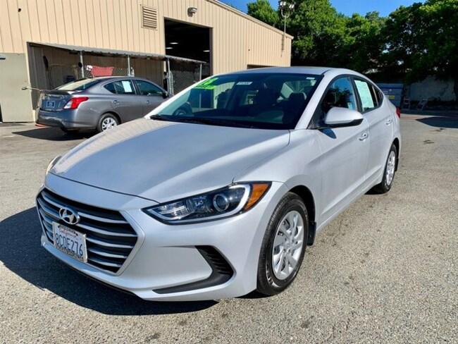 Used 2018 Hyundai Elantra SE Sedan For Sale Chico, CA