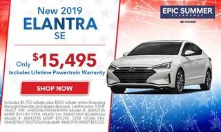 July 2019 Elantra Finance  Special