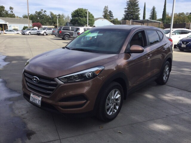 Used 2016 Hyundai Tucson For Sale   Chico CA   Stock# P1378