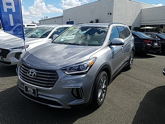 New 2019 Hyundai Santa Fe XL SE SUV For Sale/Lease Chico, CA